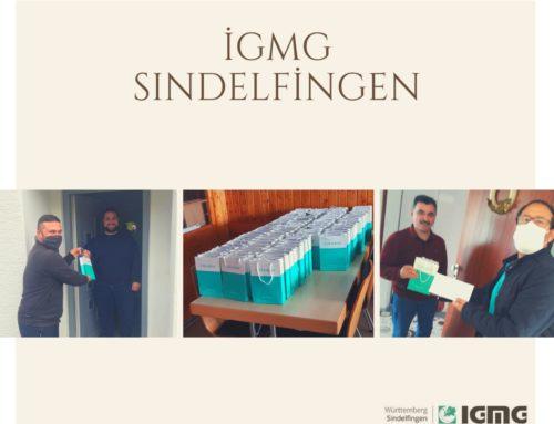 IGMG Sindelfingen Üyelerini Ziyaret etti