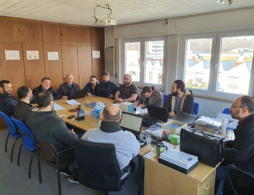 IGMG Esslingen Teşkilatı Teftişi