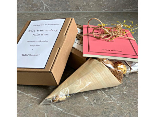 KGT Württemberg 9 Hilalin Mezuniyetini Gerçekleştirdi