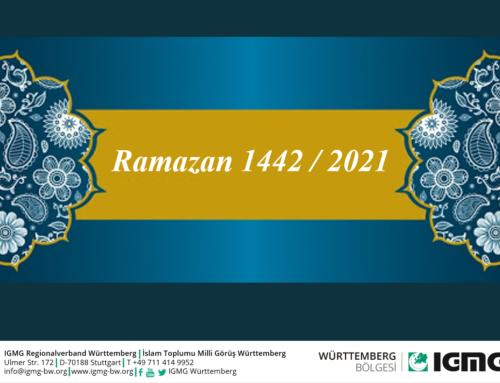 Ramazan 1442/2021