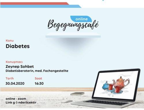 Enzweihingen Mescid-i Rasul Cami Almanca Online Begegnungscafé Gerçekleştirdi